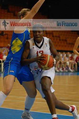 Vanessa Blé ©  womensbasketball-in-france.com