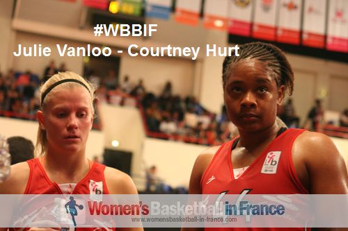 Julie Vanloo - Courtney Hurt