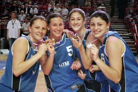 Voiron win Coupe de France Cadette Stabilo in 2006