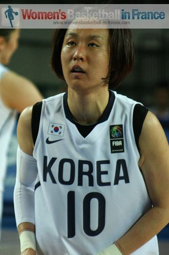 Yeon Ha Beon ©  womensbasketball-in-france.com