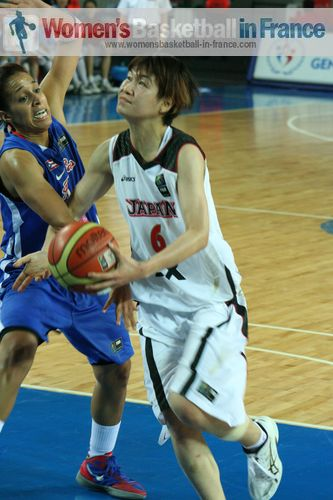 Yuka Mamiya ©  womensbasketball-in-france.com