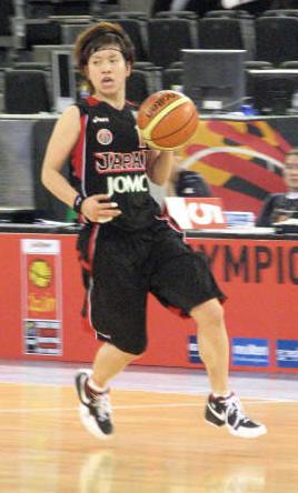 Yoko Oga © womensbasketball-in-france.com