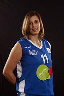 Yuliya Andreyeva (Nantes-Rezé) ©  Ligue Féminine de BasketBall