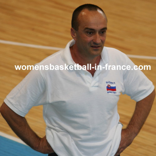 Zeljko Vukicevic © womensbasketball-in-france.com