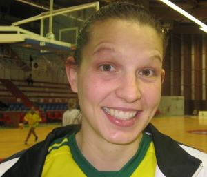Zuzana Gujaraïdze © womensbasketball-in-France