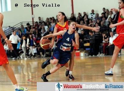 Alix Duchet MVP ©Serge Vialle
