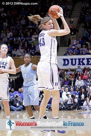 Allison Vernerey ©  DW Hoops