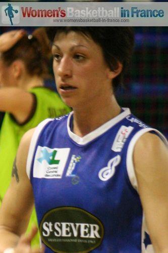 Anaïs Le Gluher-Canos © womensbasketball-in-france.com