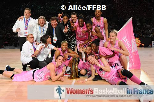 2012 Coupe de France winners Arras