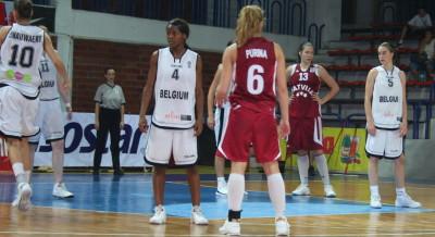 Latvian Women Results 99