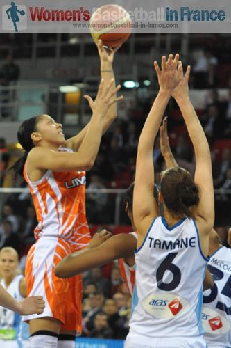 Candace Parker  © womensbasketball-in-france.com