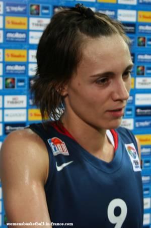 Céline Dumerc ©womensbasketball-in-france