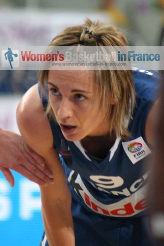 Celine Dumerc ©  womensbasketball-in-france.com