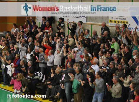 Challes-les-Eaux supporters © fotoajes.com