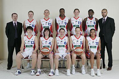 Stade Clermontois Auvergne Basket