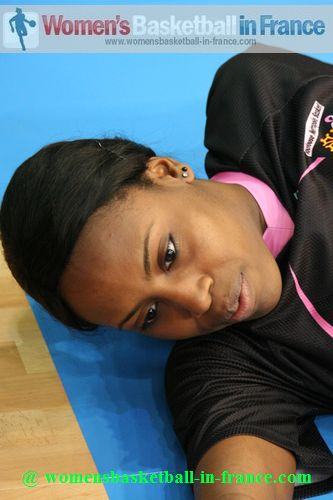 Darline Nsoki ©  womensbasketball-in-france.com