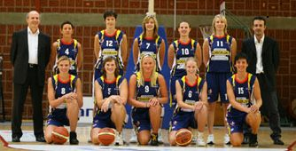 Dunkerque 2008-2009   © Dunkerque Malo Basket Club