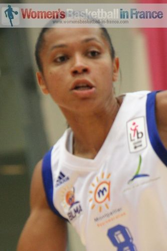 Edwige Lawson-Wade 2012 LFB MVP © womensbasketball-in-france.com