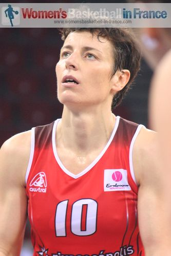 Elisa Aguilar © womensbasketball-in-france.com