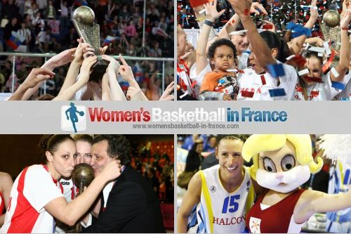 EuroLeague Women pictures ©  FIBA Europe