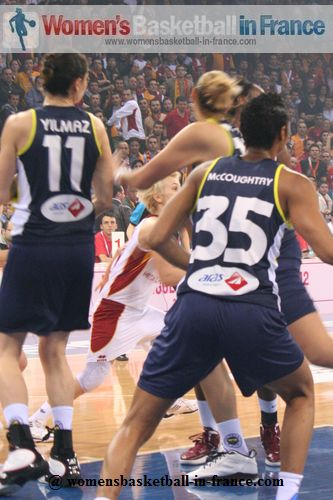 2012 EuroLeague Women Final 8 - Day 2 in pictures