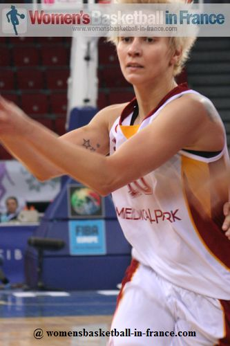 2012 EuroLeague Women Final 8 - Day 3 in pictures