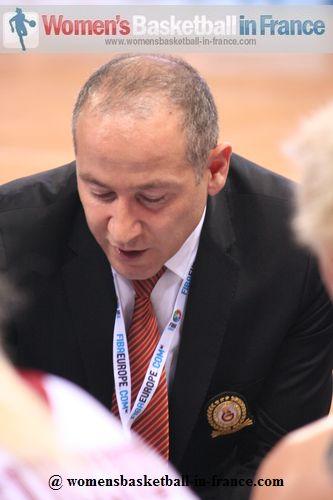 2012 EuroLeague Women Final 8 - final in pictures