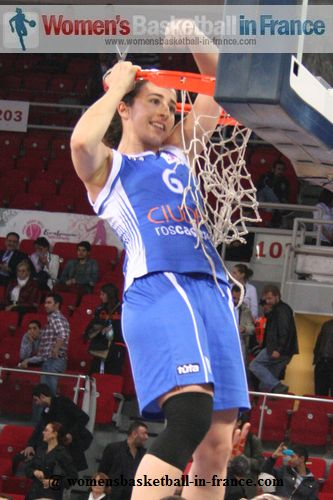 2012 EuroLeague Women Final 8 - final in pictures
