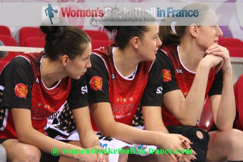 Looking from the sideline in EuroLeague Women basketball
