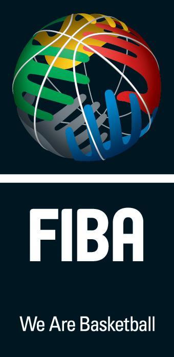 FIBA Logo - We are basketball © FIBA