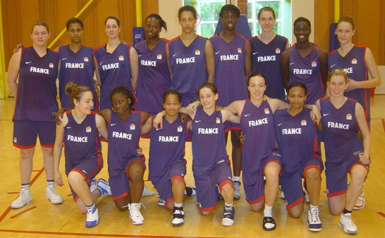 France U16 2008 training roster