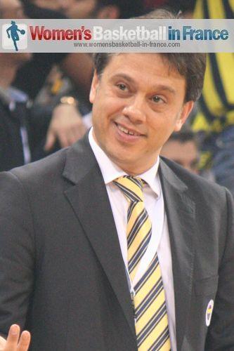 George Dikeoulakos © womensbasketball-in-france.com