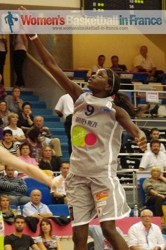 Johanne Gomis © womensbasketball-in-france.com