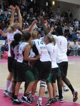 Joy for Challes at the  LFB open ©Miguel Bordoy Cano