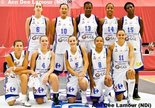 Lattes Montpellier team picture 2011 © Anne Dee Lamour