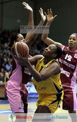 Le'Coe Willingham © FIBA Europe