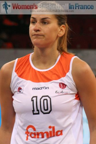 Maja Erkic © womensbasketball-in-france.com