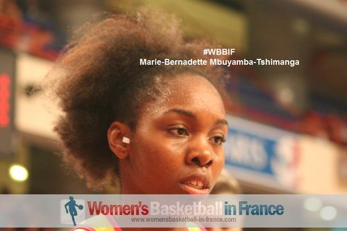 Marie-Bernadette Mbuyamba-Tshimanga