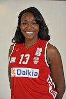 Olayinka Sanni (Villeneuve d'Ascq)  ©  Ligue Féminine de BasketBall