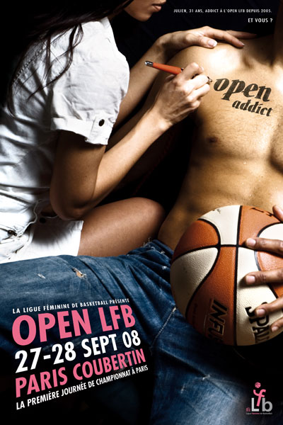 Open LFB 2008 poster - Open Addict
