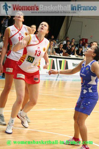 2012 LF2 Final four semi-final OB Perpignan- vs Voiron