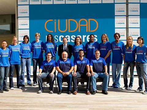 Ros Casares 2010-2011  © RosCasaresBasket.com