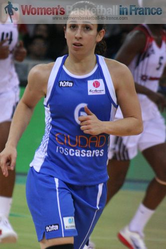 Silvia Dominguez © womensbasketball-in-france.com