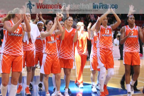 2012 EuroLeague 3rd place - UMMC Ekaterinburg © womensbasketball-in-france.com