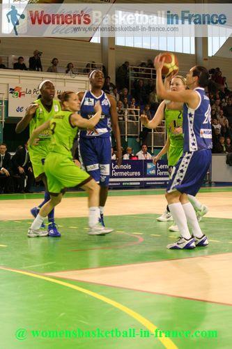 2012 LFB Challenge Round: Hainaut Basket vs. Basket Landes