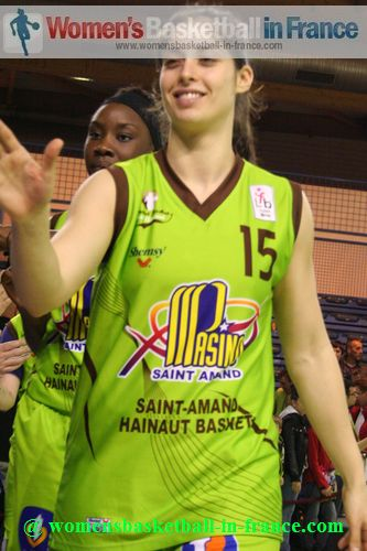 Radoslava Bachvarova © womensbasketball-in-france.com