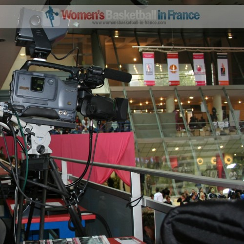 LFB TV  © womensbasketball-in-france.com
