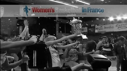 2012 EuroCup Women winners: Dynamo Kursk  © womensbasketball-in-france.com