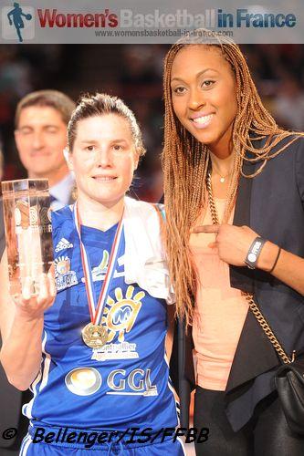 Gaëlle Skrela and Sandrine Gruda