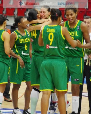 rowdds at the FIBA  World Championship Women  © womensbasketball-in-france.com